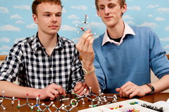 Orbit molecular model kits for organic and inorganic chemistry