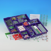 Large class molecular modelling set