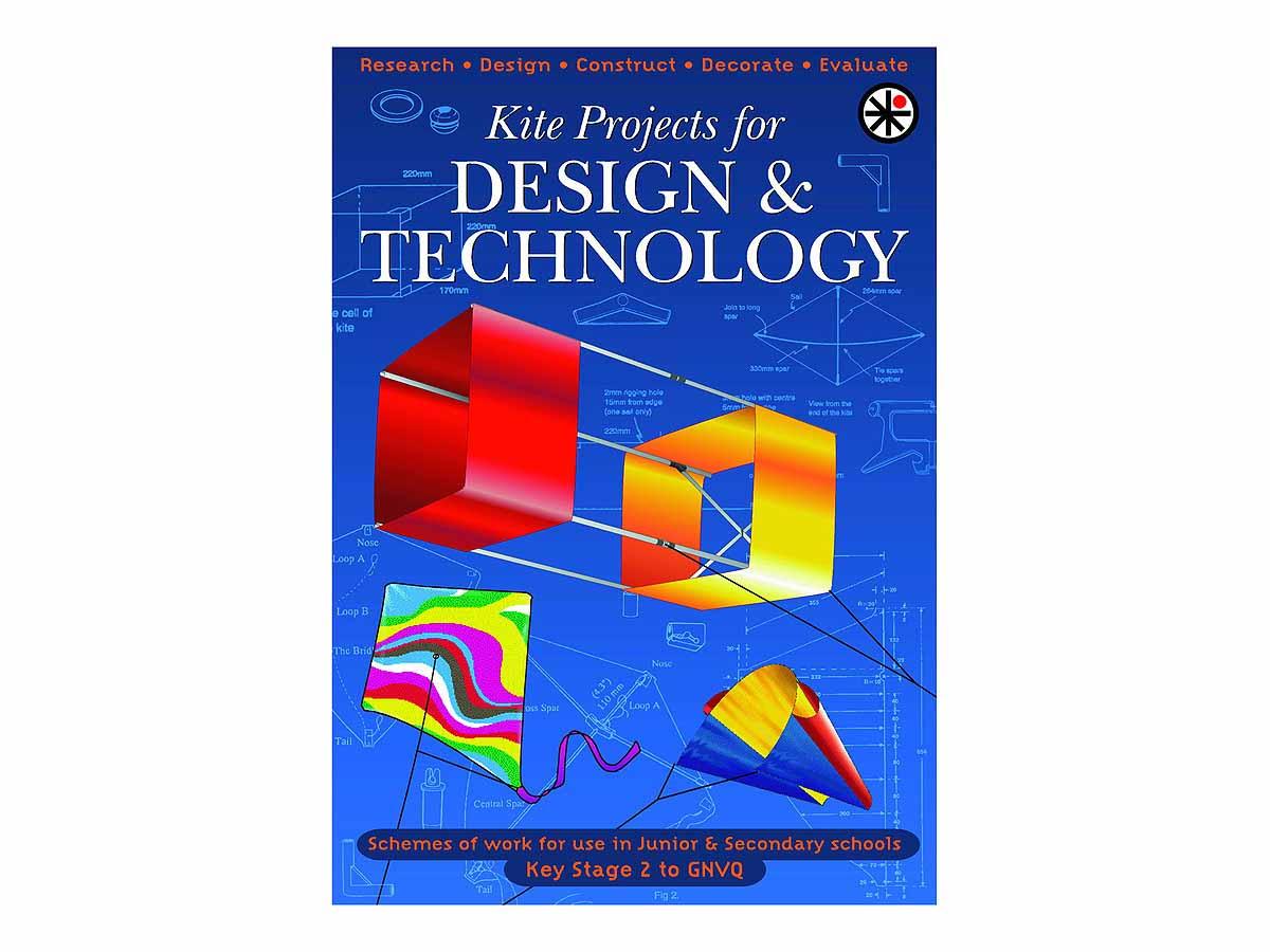 kite projects technology books tech making